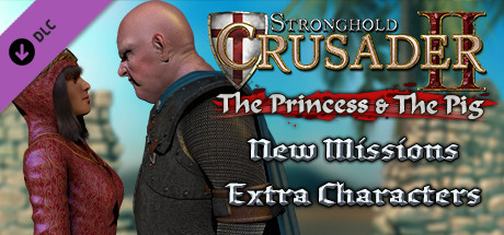 Stronghold Crusader 2 The Princess and The Pig PC key
