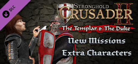 Stronghold Crusader 2 The Templar and The Duke PC key