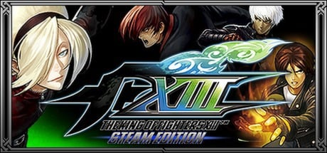 THE KING OF FIGHTERS XIII STEAM EDITION PC key