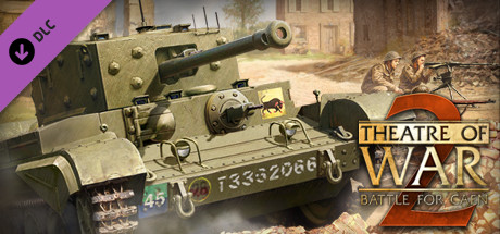 Theatre of War 2  Battle for Caen PC key