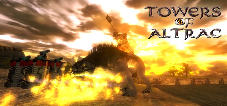Towers of Altrac  Epic Defense Battles PC key