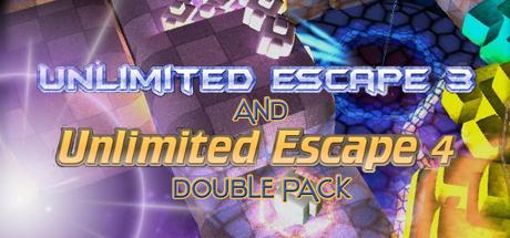 Unlimited Escape 3 & 4 Double Pack PC key