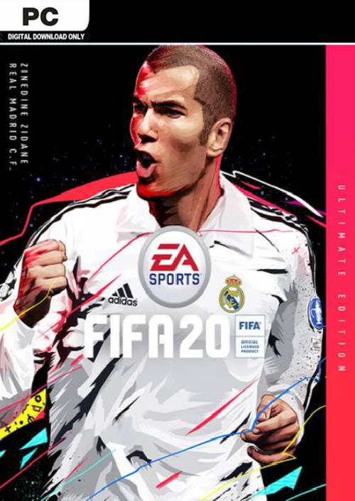 FIFA 20: Ultimate Edition PC (WW) key