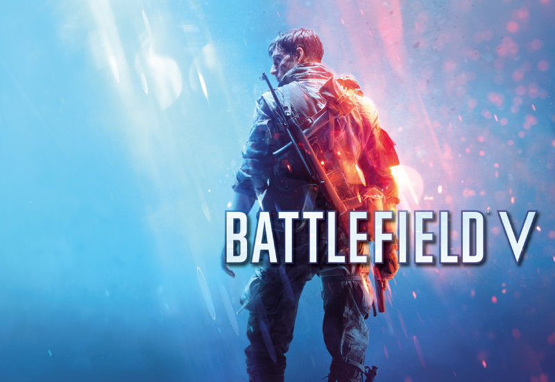 Battlefield V 5 PC (WW) billig Schlüssel zum Download