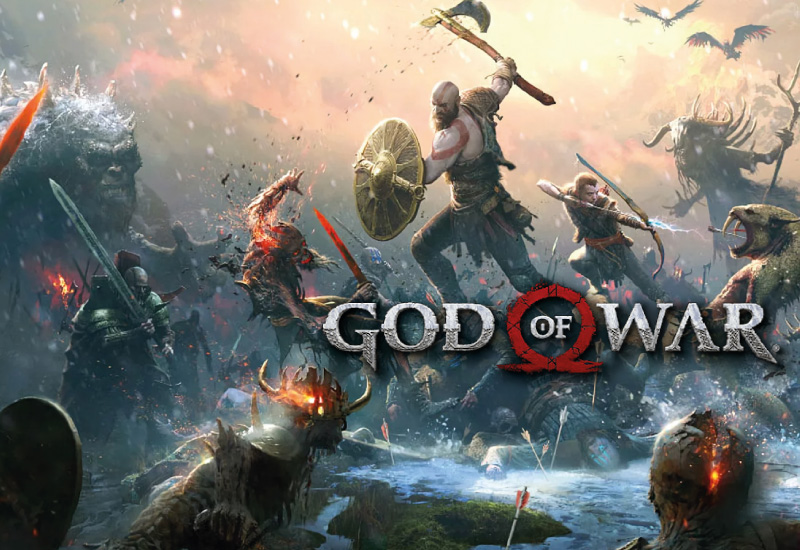 God of War PS4 (US) cheap key to download
