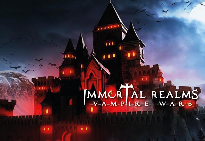 Immortal Realms: Vampire Wars PC (EU) cheap key to download