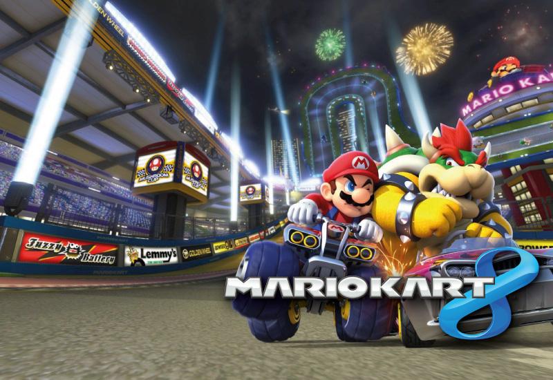 Mario Kart 8 Deluxe Switch clé pas cher à télécharger