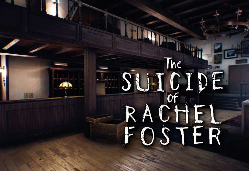 The Suicide of Rachel Foster PC cheap key to download