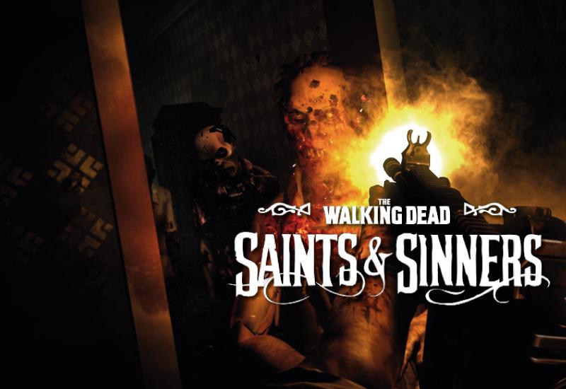The Walking Dead: Saints & Sinners VR PC cheap key to download