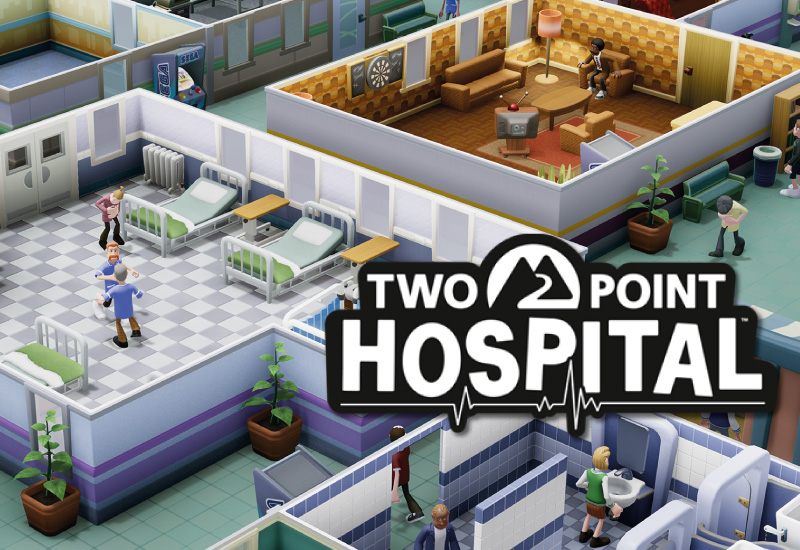 Two Point Hospital PC cheap key to download