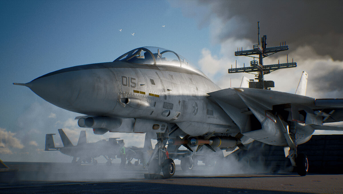 Ace Combat 7: Skies Unknown PC billig Schlüssel zum Download