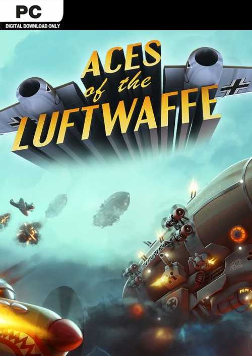 Aces of the Luftwaffe PC key