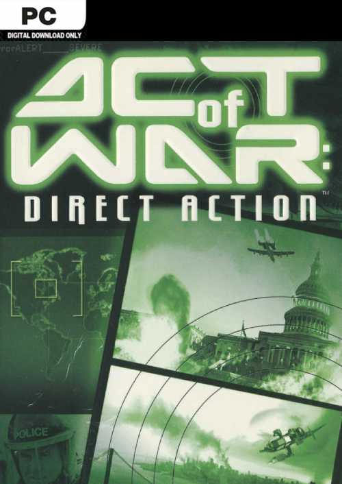 Act of War Direct Action PC key