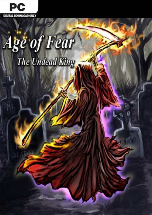 Age of Fear The Undead King PC key