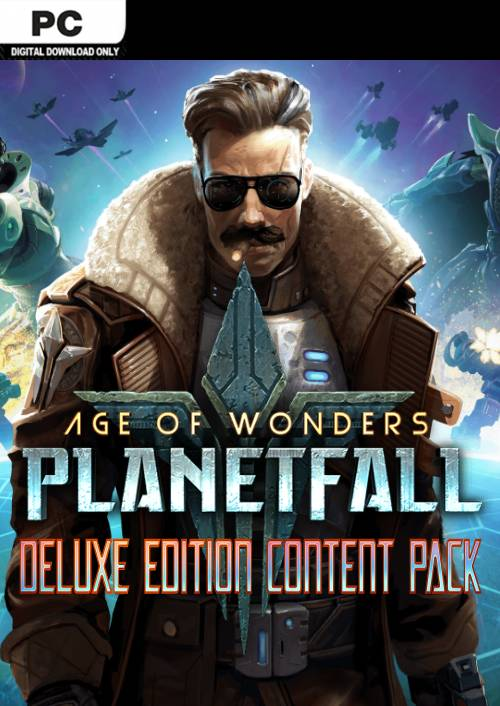Age of Wonders: Planetfall Deluxe Edition Content Pack PC key
