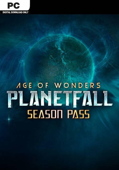 Age of Wonders Planetfall Season Pass PC key