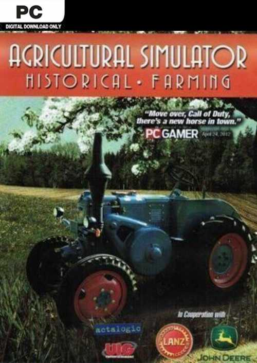 Agricultural Simulator Historical Farming PC key