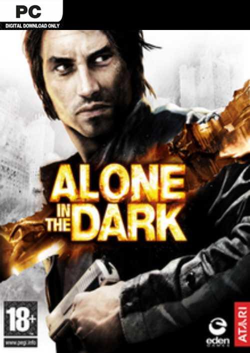 Alone in the Dark PC key