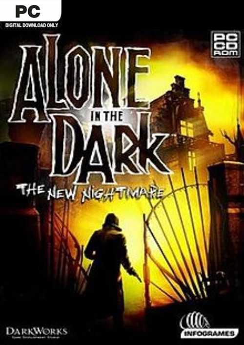 Alone in the Dark The New Nightmare PC key