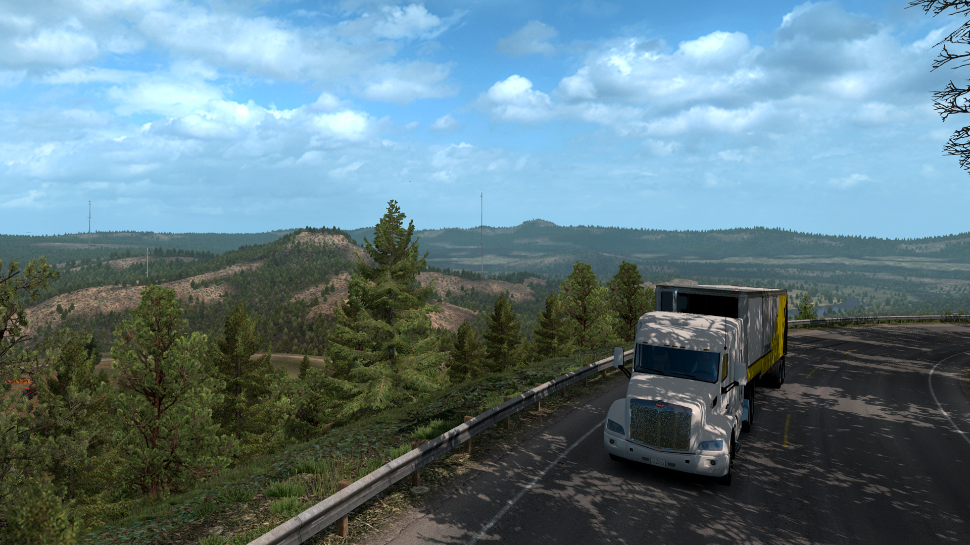 American truck simulator - oregon download for mac