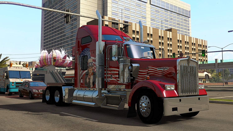 American Truck Simulator : California Starter Pack PC cheap key to download