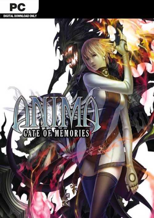 Anima Gate of Memories PC key