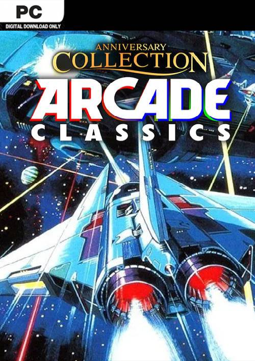 Anniversary Collection Arcade Classics PC key