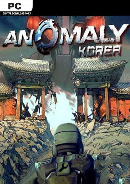 Anomaly Korea PC key