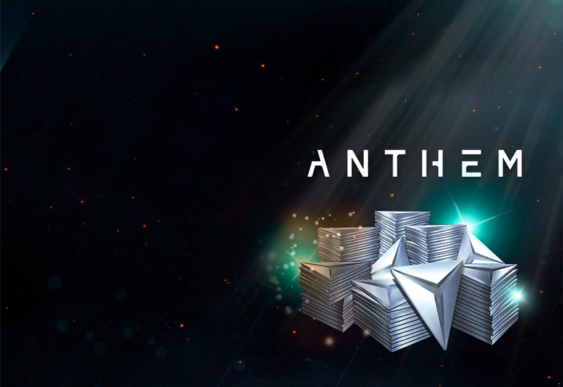 Anthem 4600 Shards PS4 (Spain) cheap key to download