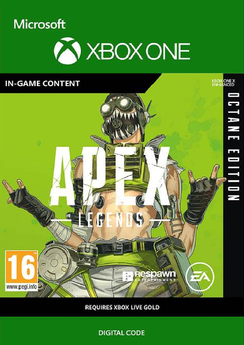 Apex Legends Octane Edition Xbox One