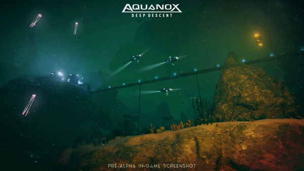 Aquanox Deep Descent PC cheap key to download