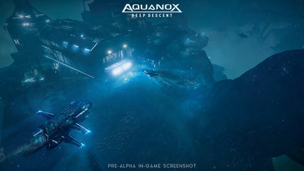Aquanox Deep Descent PC billig Schlüssel zum Download