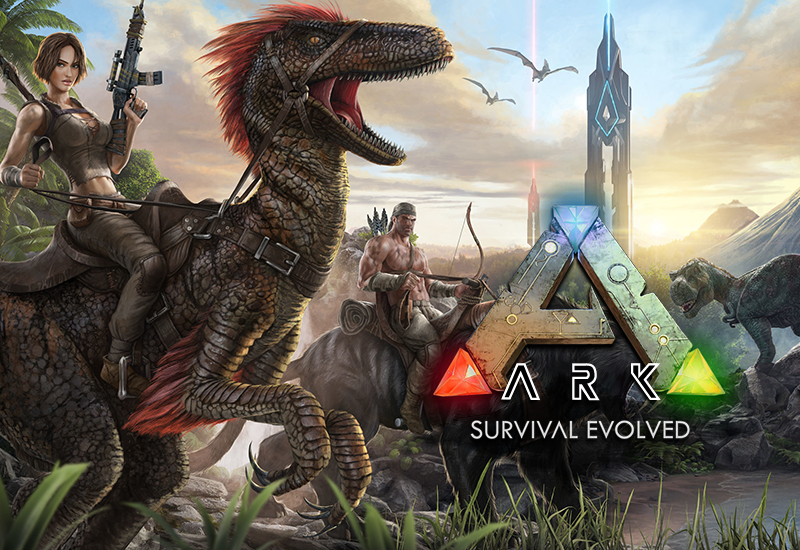 ARK Survival Evolved Season Pass PC clé pas cher à télécharger