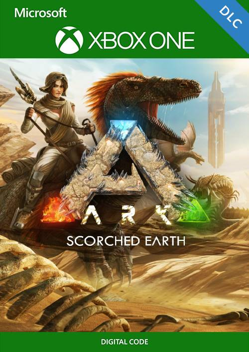 ARK Survival Evolved Scorched Earth Xbox One