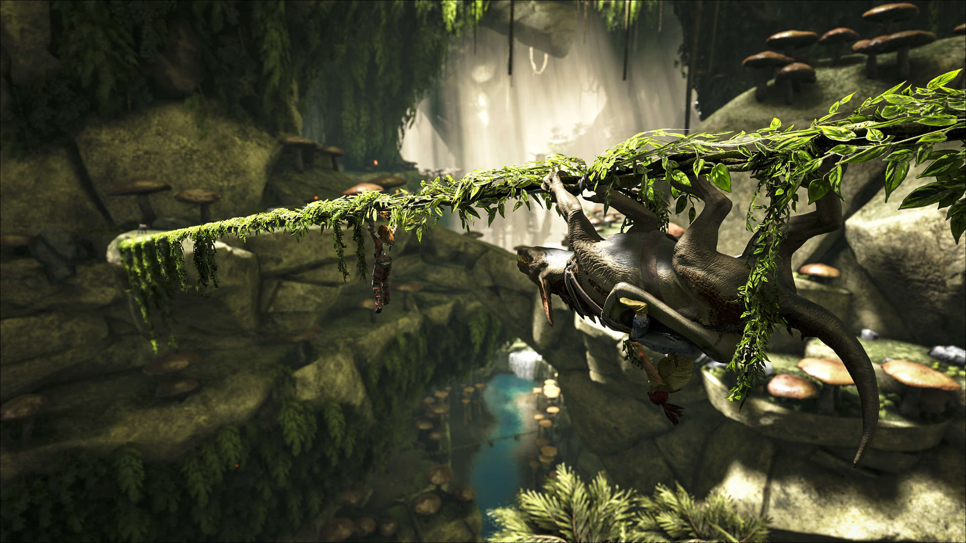 ARK Survival Evolved PC - Aberration DLC cheap key to download