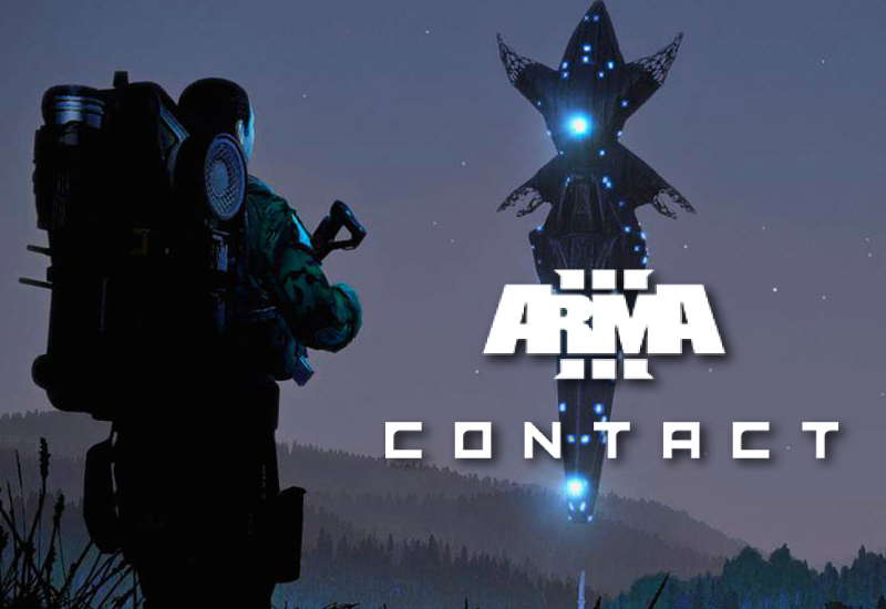 Arma 3 Contact Edition PC cheap key to download