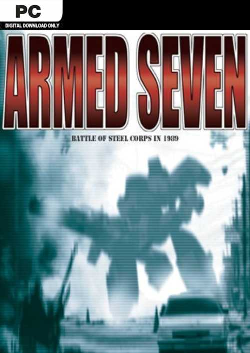 ARMED SEVEN PC key