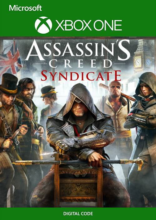 Assassin's Creed 6 Syndicate Xbox One