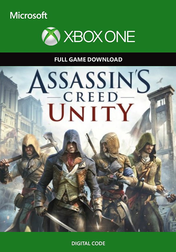 Assassin's Creed 5 Unity Xbox One