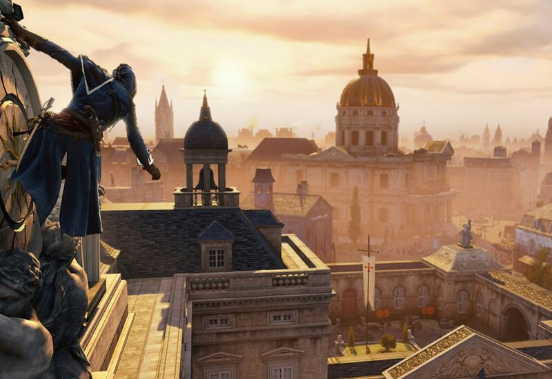 Assassin's Creed Unity Xbox One billig Schlüssel zum Download