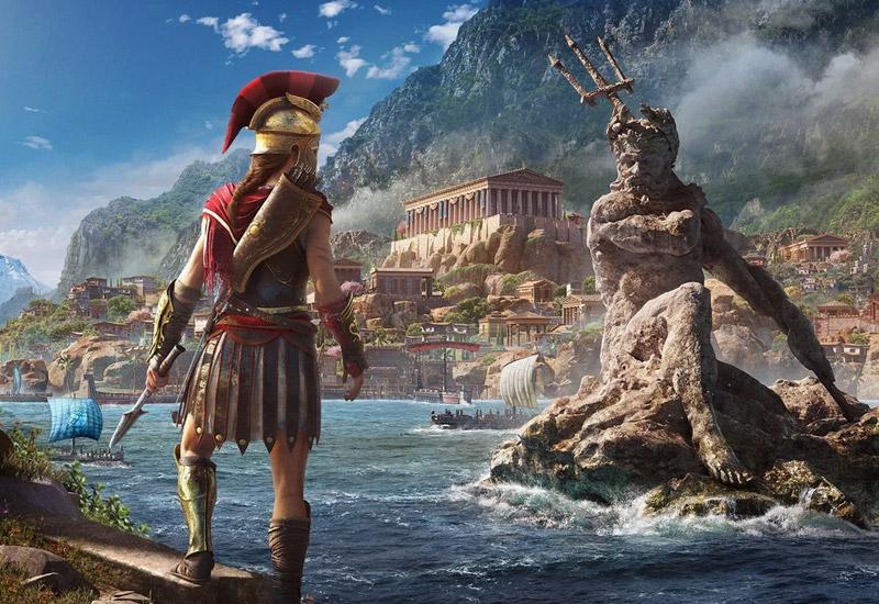 Assassins Creed Odyssey Helix Credits Large Pack Xbox One billig Schlüssel zum Download