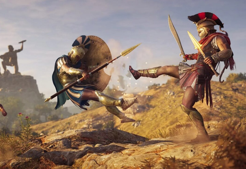 Assassins Creed Odyssey Helix Credits Small Pack Xbox One cheap key to download