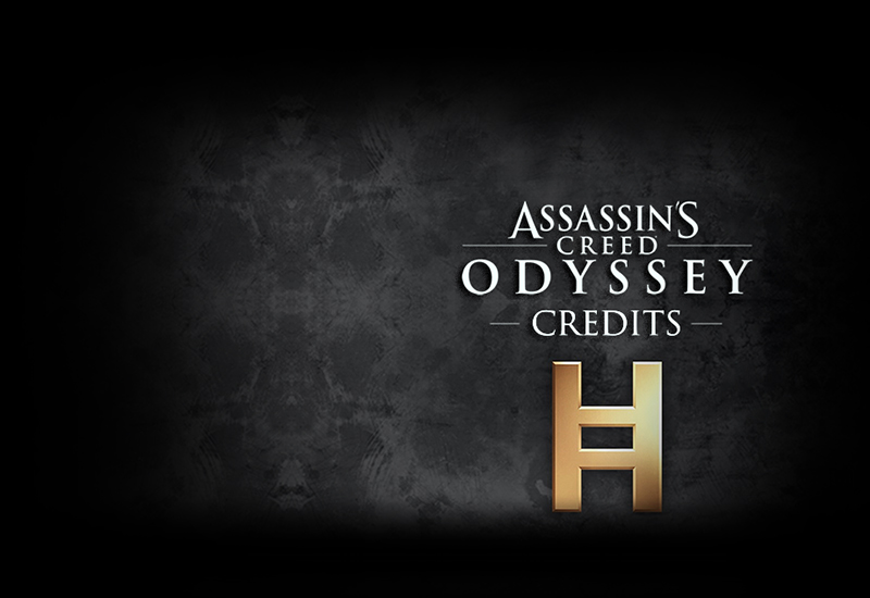 Assassins Creed Odyssey Helix Credits Large Pack Xbox One cheap key to download