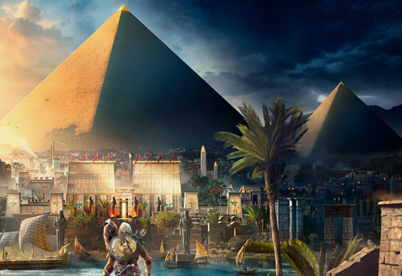 Assassins Creed Origins Xbox One cheap key to download
