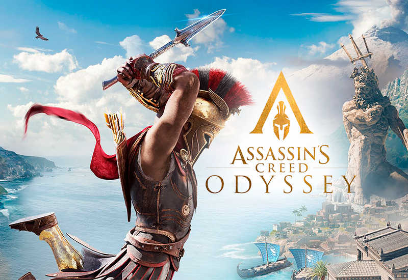 Assassin's Creed Odyssey : Gold Edition Xbox One (UK) billig Schlüssel zum Download