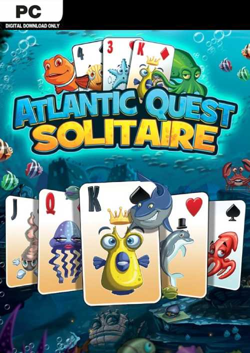 Atlantic Quest Solitaire PC key