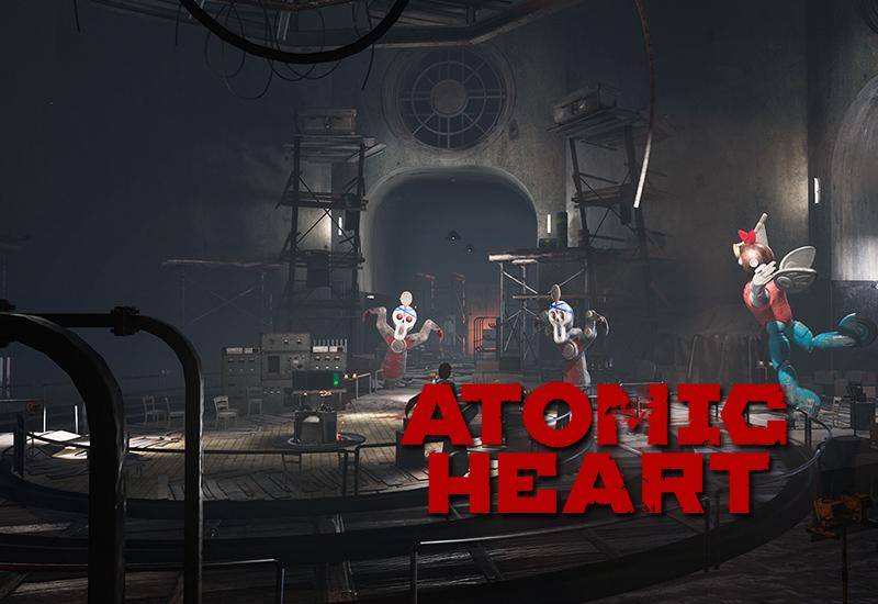 Atomic Heart PC cheap key to download