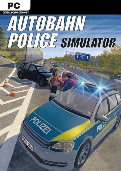 Autobahn Police Simulator PC key