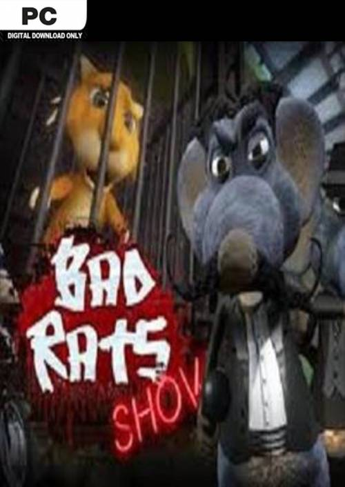 Bad Rats Show PC key