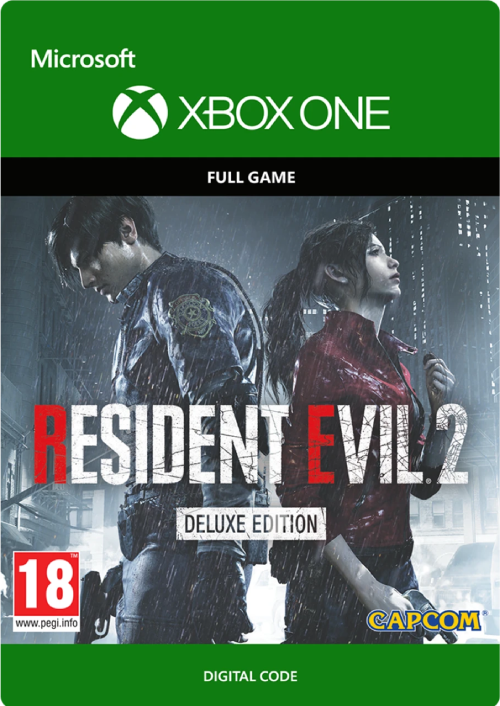 Resident Evil 2 Deluxe Edition Xbox One